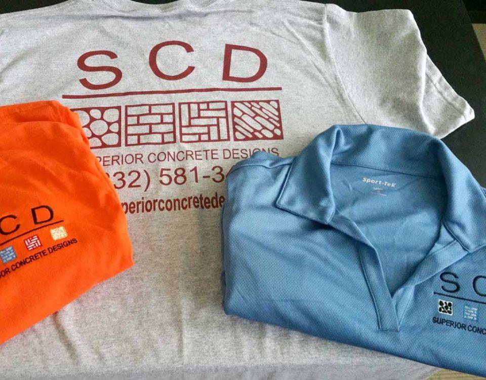 SCD Shirts