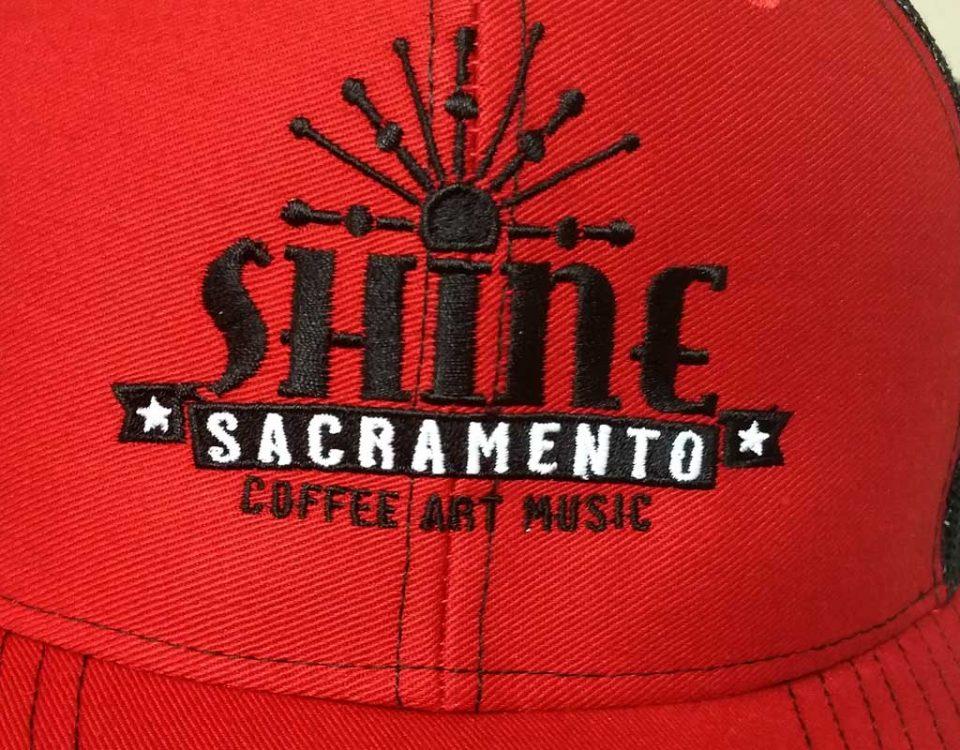 Sacramento Shine Hat